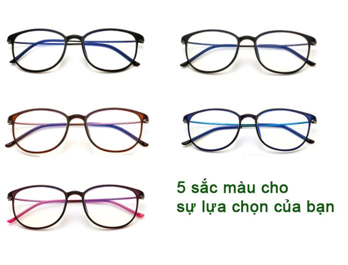 Các mẫu kính 0 độ bảo vệ mắt Kavi