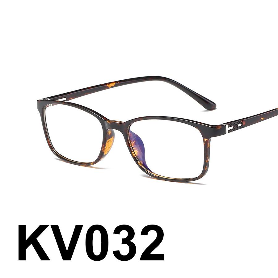 Kính chống ánh sáng xanh KV032