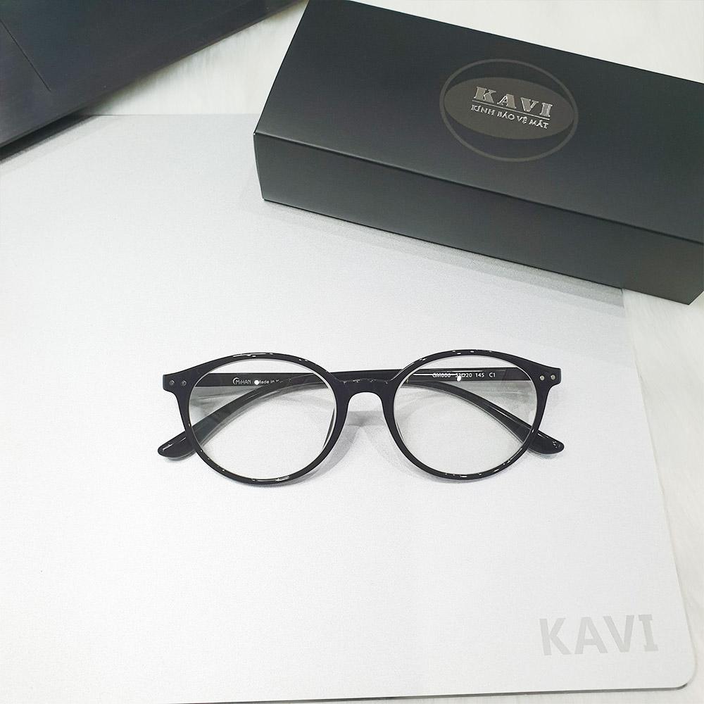 KV008 - Kính Máy Tính Kavi - Kính Bảo Vệ Mắt Khi Sử Dụng Máy Tính, Chống Ánh Sáng Xanh