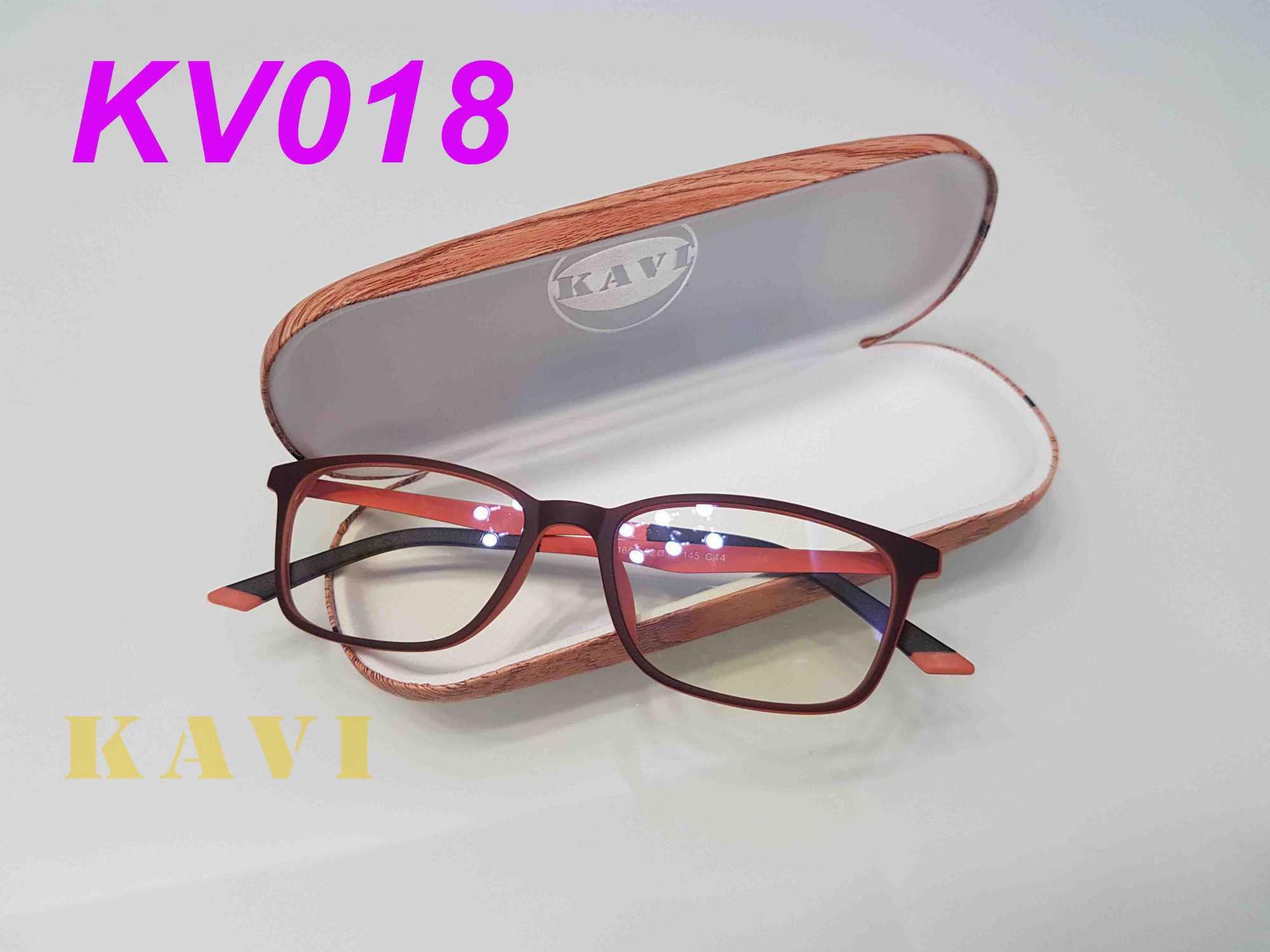 KV018 - Kính Chống Ánh Sáng Xanh Bảo Vệ Mắt