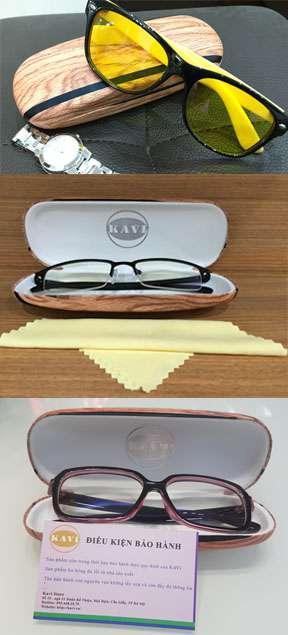 kính chống ánh sáng xanh bảo vệ mắt