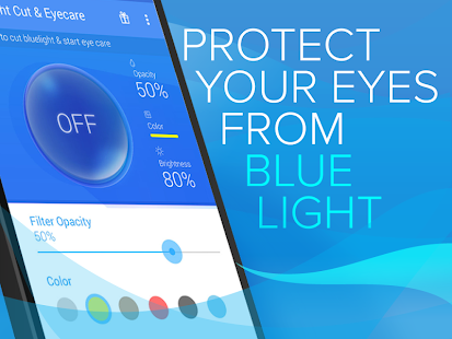 ứng dụng protect your eyes