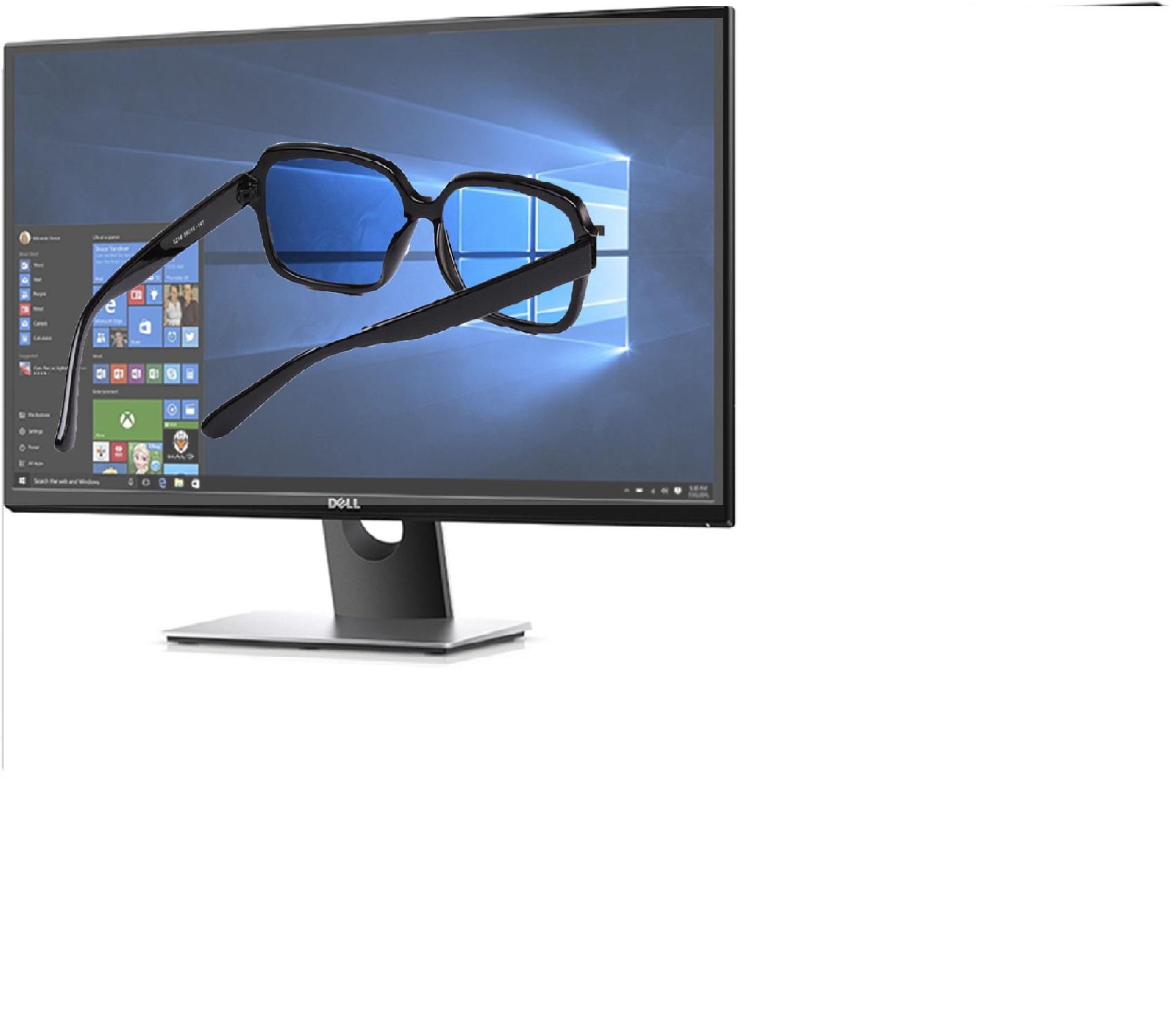 Mắt kính bảo vệ giúp bạn đỡ đau mỏi mắt do màn hình quá sáng