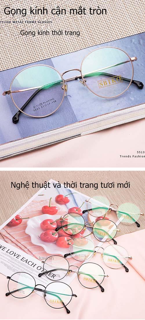 gọng kính cận kavi