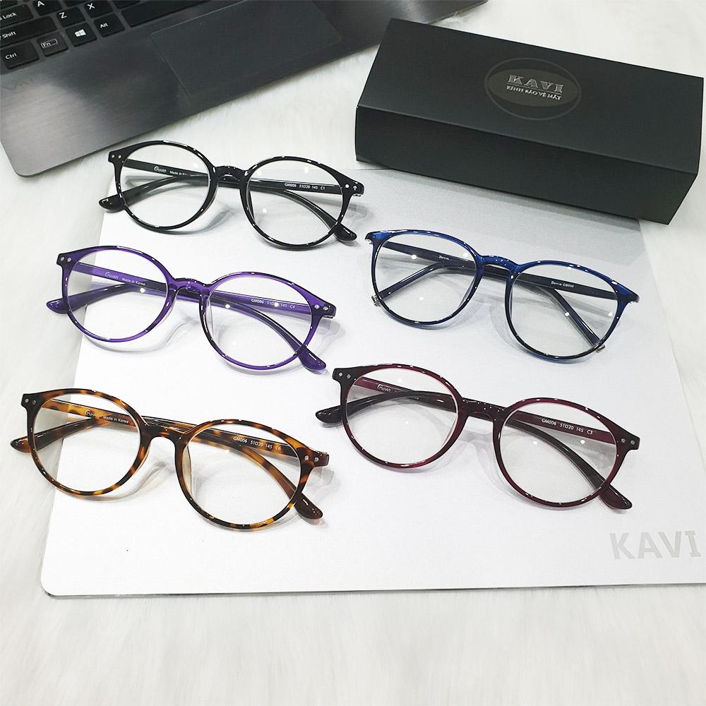 kính chống ánh sáng xanh Hàn Quốc KAVI123