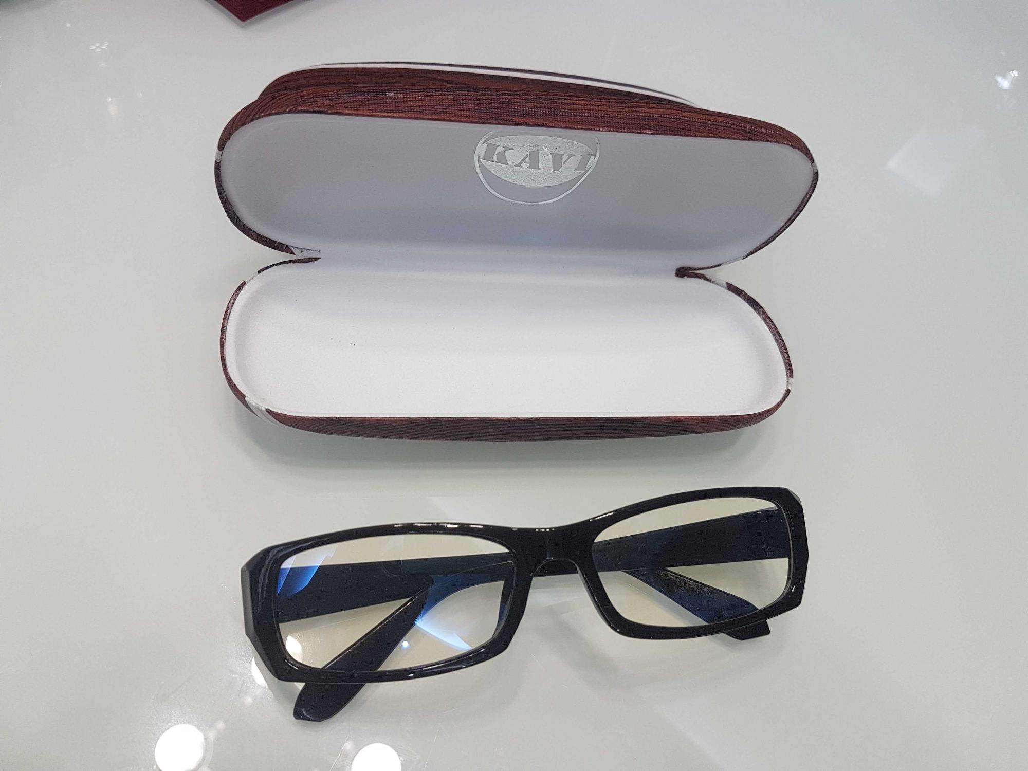 Kính bảo vệ mắt khi dùng máy tính, điện thoại, chơi game Kavi KC005 2