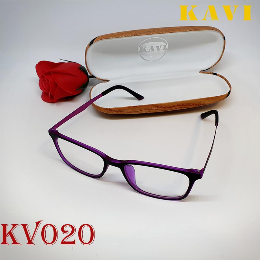 Kính Chống Ánh Sáng Xanh KV020