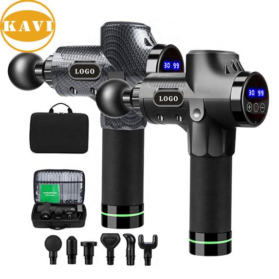 Máy massage cầm tay không dây 6 đầu điện áp 24V KAVI MATXA01