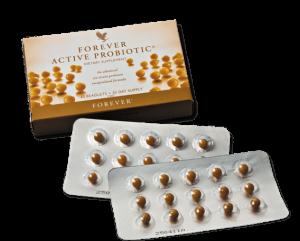 Thực phẩm tốt cho tiêu hóa Forever Active Probiotic 222 Flp