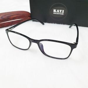 KV030 màu Đen - Kính Chống Ánh Sáng Xanh Và Tia UV400