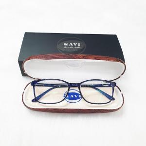 A031 - Gọng kính cận nhựa dẻo TR90 màu xanh ngọc