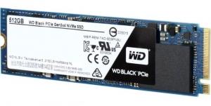 Western Digital Black 512 GB NVMe SSD giảm xuống còn 163 USD