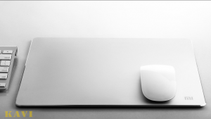 Miếng lót chuột, bàn di chuột bằng Nhôm Xiaomi - Kavi.vn