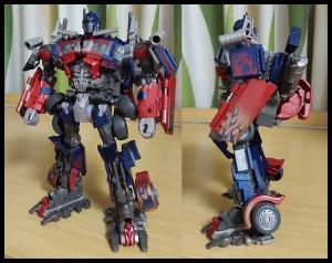 Mô hình cỡ lớn Optimus Prime - phiên bản DA 28 (KO)