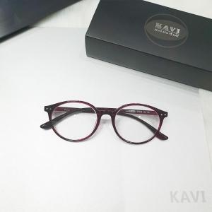 KV007 - Kính không độ chống ánh sáng xanh