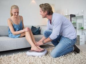 Massage chân khô có đèn nhiệt, rung Beurer – Đức FM60KAVI