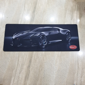 BÀN DI CHUỘT CỠ LỚN, MIẾNG LÓT CHUỘT CỠ LỚN 80X30 Siêu Xe Bugatti
