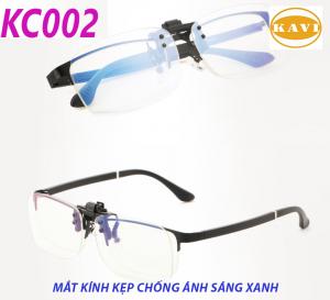 Mắt Kính Rời Chống Mỏi Mắt Khi Chơi Game Và Sử Dụng Máy Tính KC002
