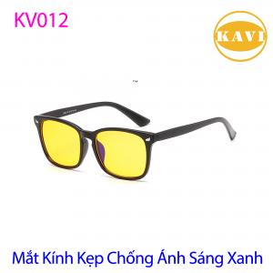 Kính Máy Tính Kavi - Kính Bảo Vệ Mắt Khi Sử Dụng Máy Tính, Chống Ánh Sáng Xanh KV012
