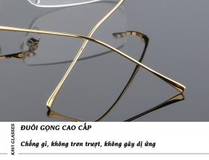đuôi gọng kính kavi a10 cao cấp