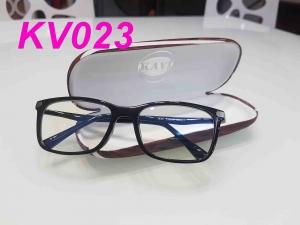 KV023 - Kính không độ chống ánh sáng xanh