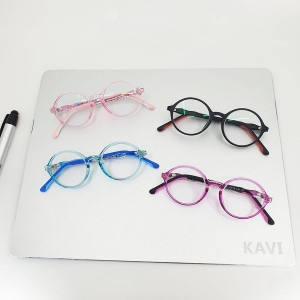 KV041 - Kính bảo vệ mắt trẻ em khi dùng điện thoại ( Màu đen )