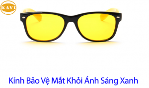 Tầm quan trọng của việc sử dụng kinh mắt chống ánh sáng xanh