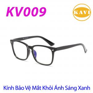 Kính Máy Tính Kavi - Kính Bảo Vệ Mắt Khi Sử Dụng Máy Tính, Chống Ánh Sáng Xanh KV009