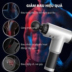 Máy massage cầm tay giảm đau hiệu quả matxa01
