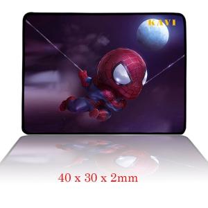 Miếng Lót Chuột Spider Man Chibi (40x30)