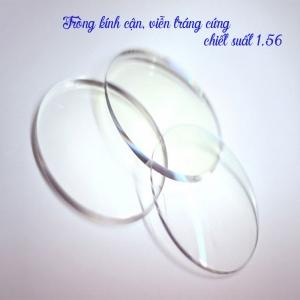 Mắt kính cận viễn tráng cứng chống xước 1.56