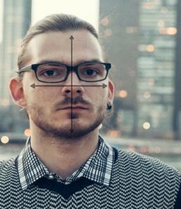 Bạn có khuôn mặt tròn ? Hãy biết cách chọn gọng kính cho khuôn mặt tròn ( phần 1)