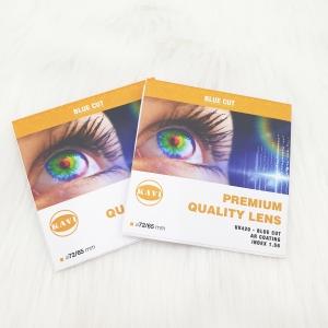 Mắt kính chống ánh sáng xanh và tia UV KAVI chiết suất 1.56