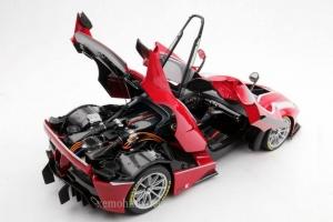 Xe mô hình tĩnh 1:8 Xe đua Ferrari FXX-K Amalgam